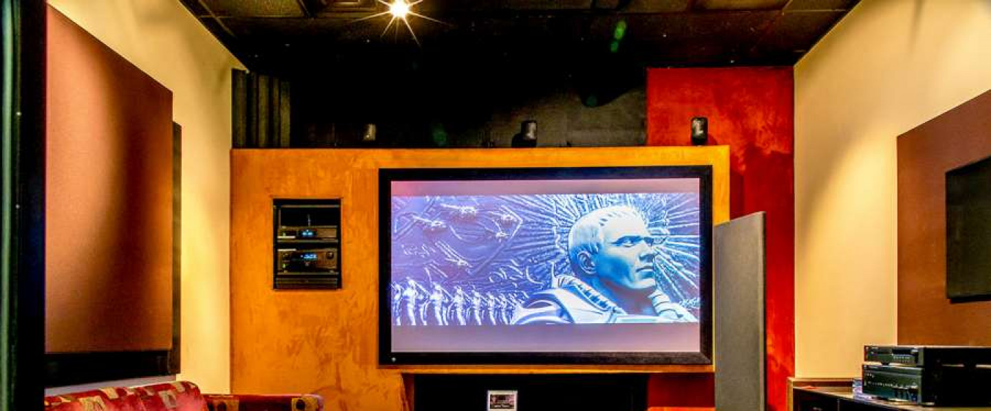 Turn Your Home Into Your Own Theater